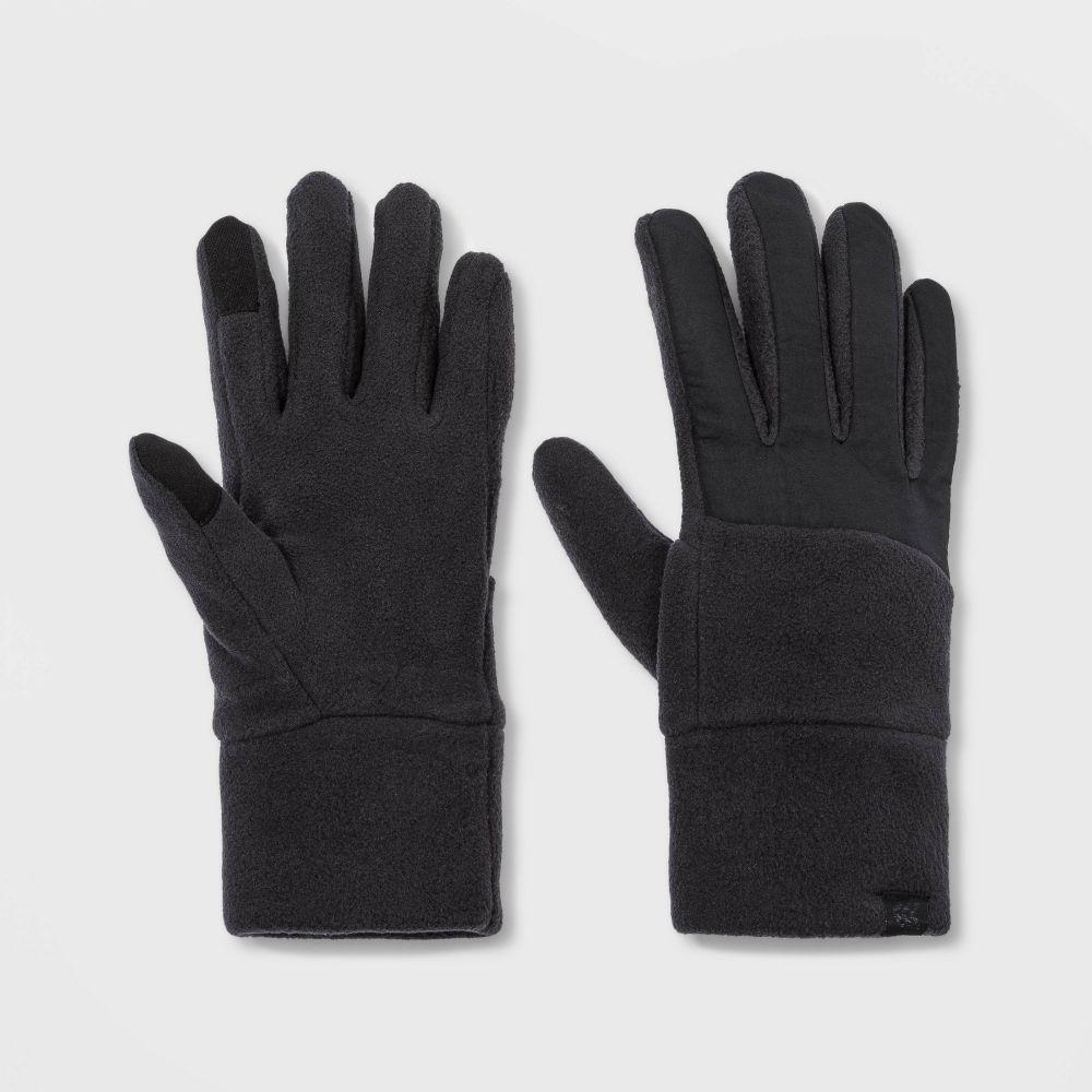 オールインモーション メンズ ファッション小物 手袋 グローブ Black 2020A/W新作送料無料 サイズ交換無料 in - All Fleece Motion Gloves 即日出荷