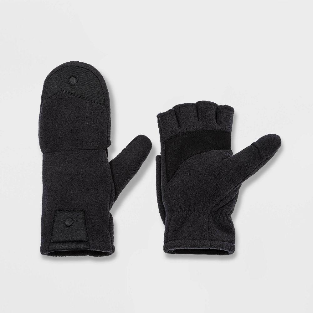 オールインモーション 春の新作 メンズ ファッション小物 手袋 グローブ Heather Gray - Gloves サイズ交換無料 Fleece Motion All in 国内送料無料