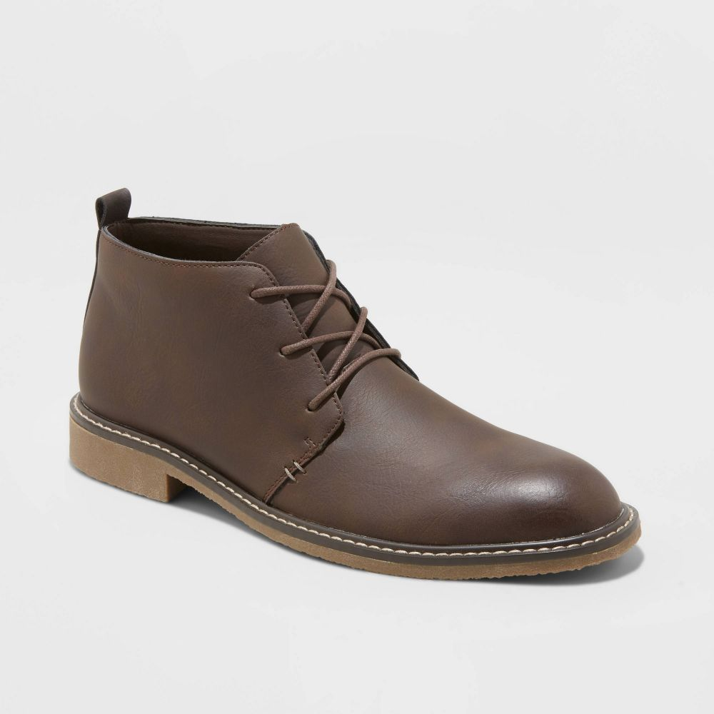 グッドフェロー Goodfellow & Co メンズ ブーツ シューズ・靴【Granger Boots - Brown】