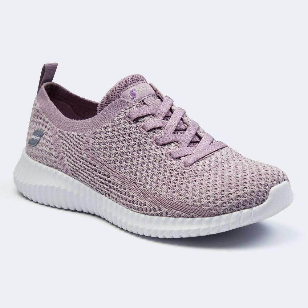 スケッチャーズ S SPORT BY SKECHERS レディース スニーカー シューズ・靴【S Sport By Skechers Resse Performance athletic shoes】Lavender