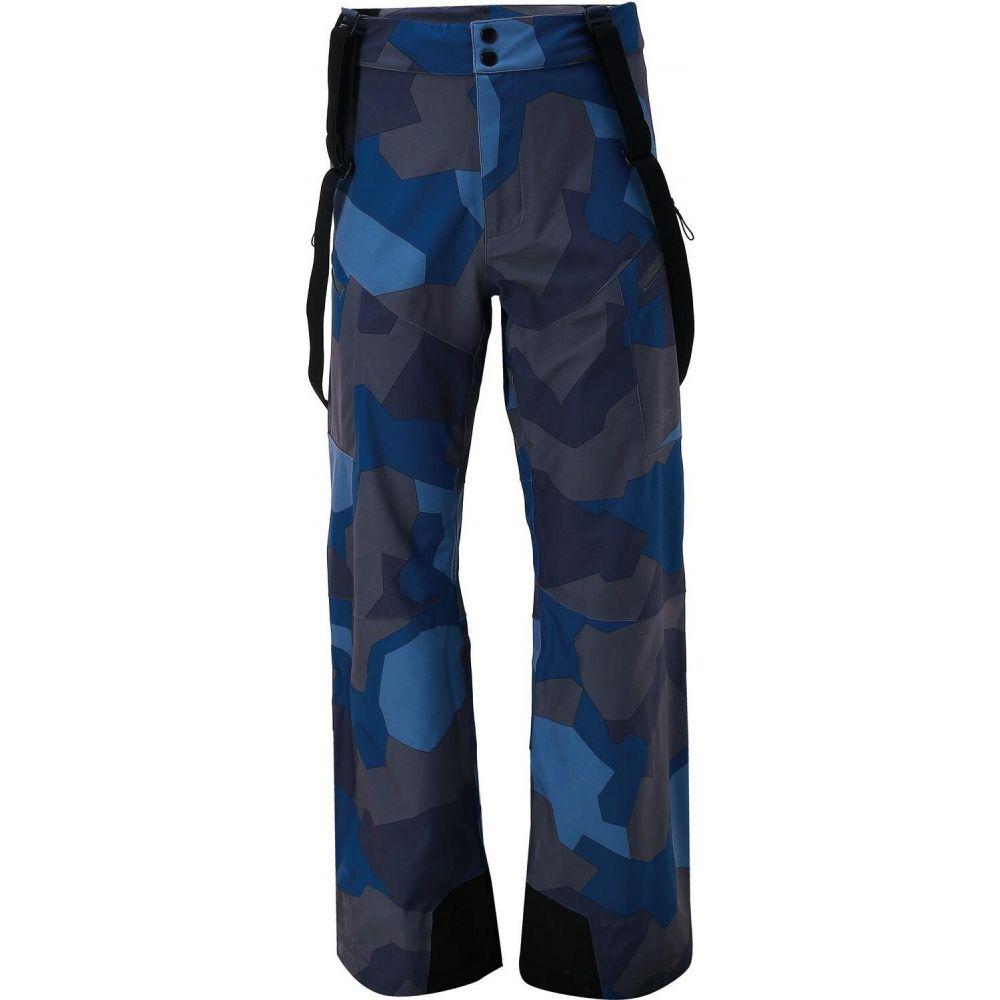 2117オブ スウェーデン メンズ スキー スノーボード 爆安プライス ボトムス パンツ navy aop Pants 2117 Krama of Snowboard Sweden サイズ交換無料 使い勝手の良い Of 3L