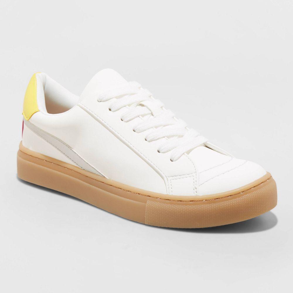 ユニバーサルスレッド レディース 日本限定 シューズ 靴 スニーカー Matte White Thread - Sneakers 買い物 Brittin Universal サイズ交換無料