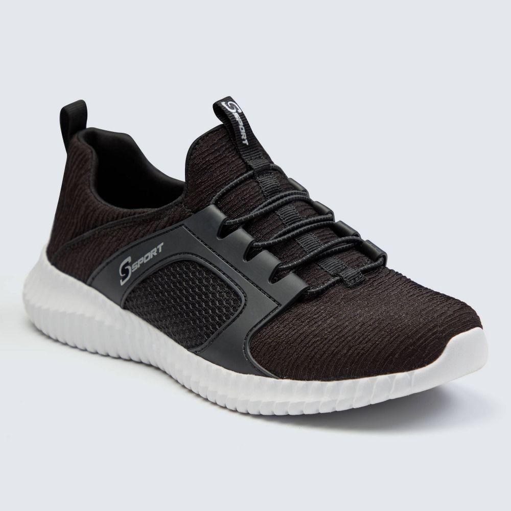 スケッチャーズ S SPORT BY SKECHERS レディース スニーカー シューズ・靴【S Sport By Skechers Emeri Performance Athletic shoes - Black】