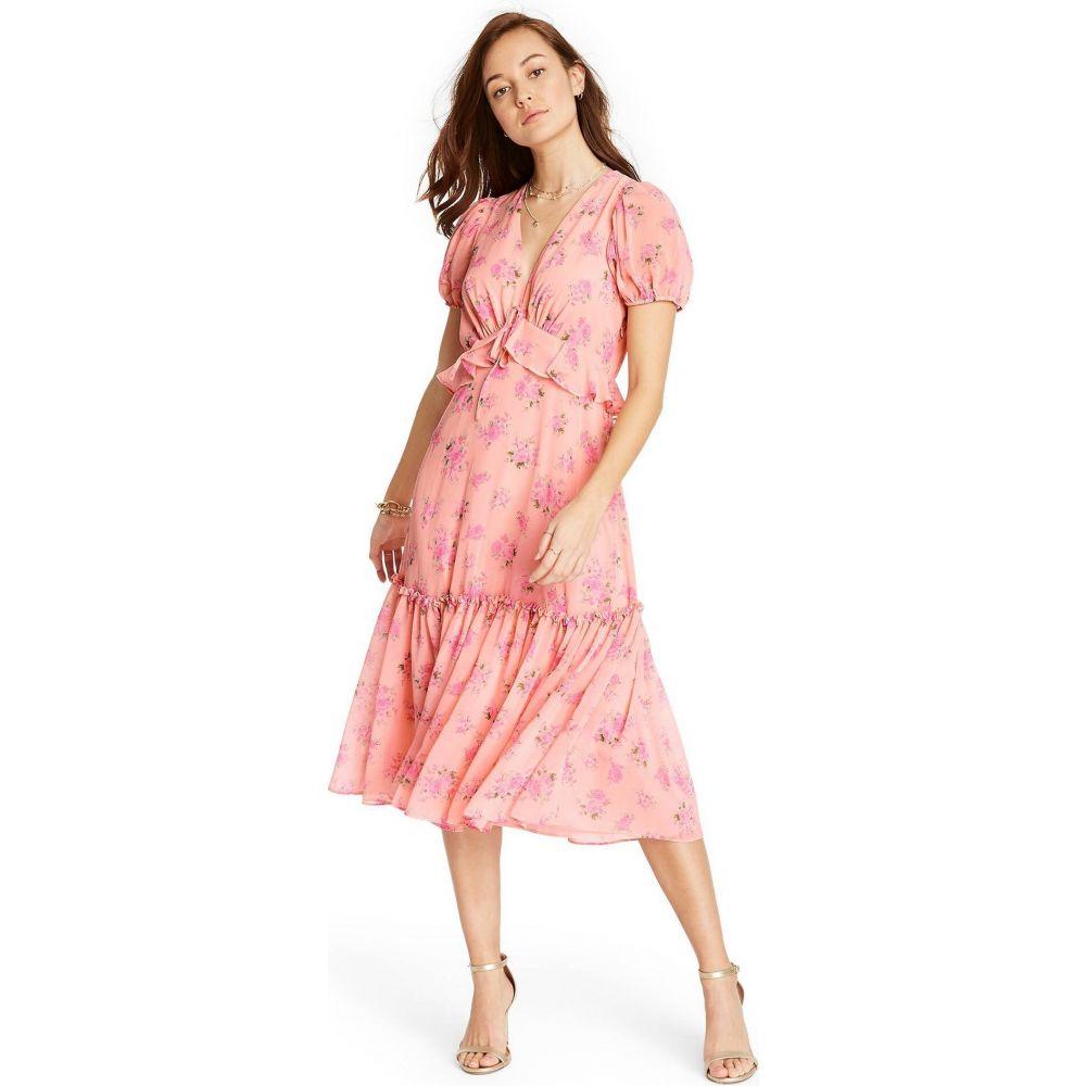 ターゲット LoveShackFancy for Target レディース ワンピース ワンピース・ドレス【Fleur Dress - (Regular & Plus) Pink Melon】