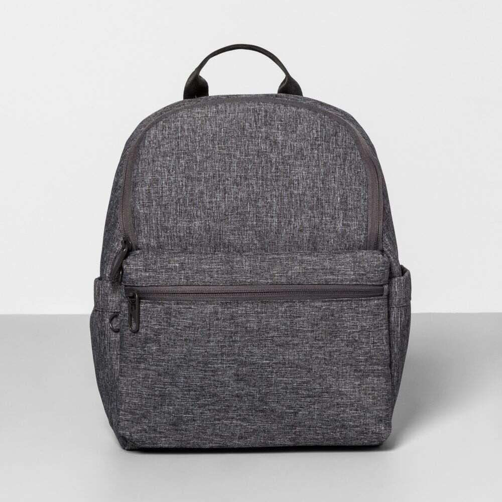 メイドバイデザイン Made By Design レディース バックパック・リュック バッグ【AntiTheft RFID Mini Backpack -】Gray