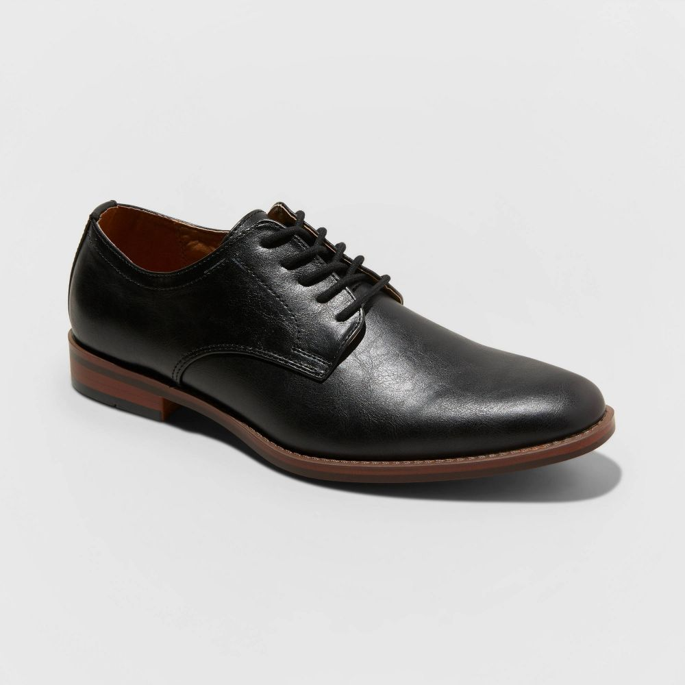 グッドフェロー Goodfellow & Co メンズ 革靴・ビジネスシューズ ドレスシューズ シューズ・靴【Benton Oxford Dress Shoes -】Black
