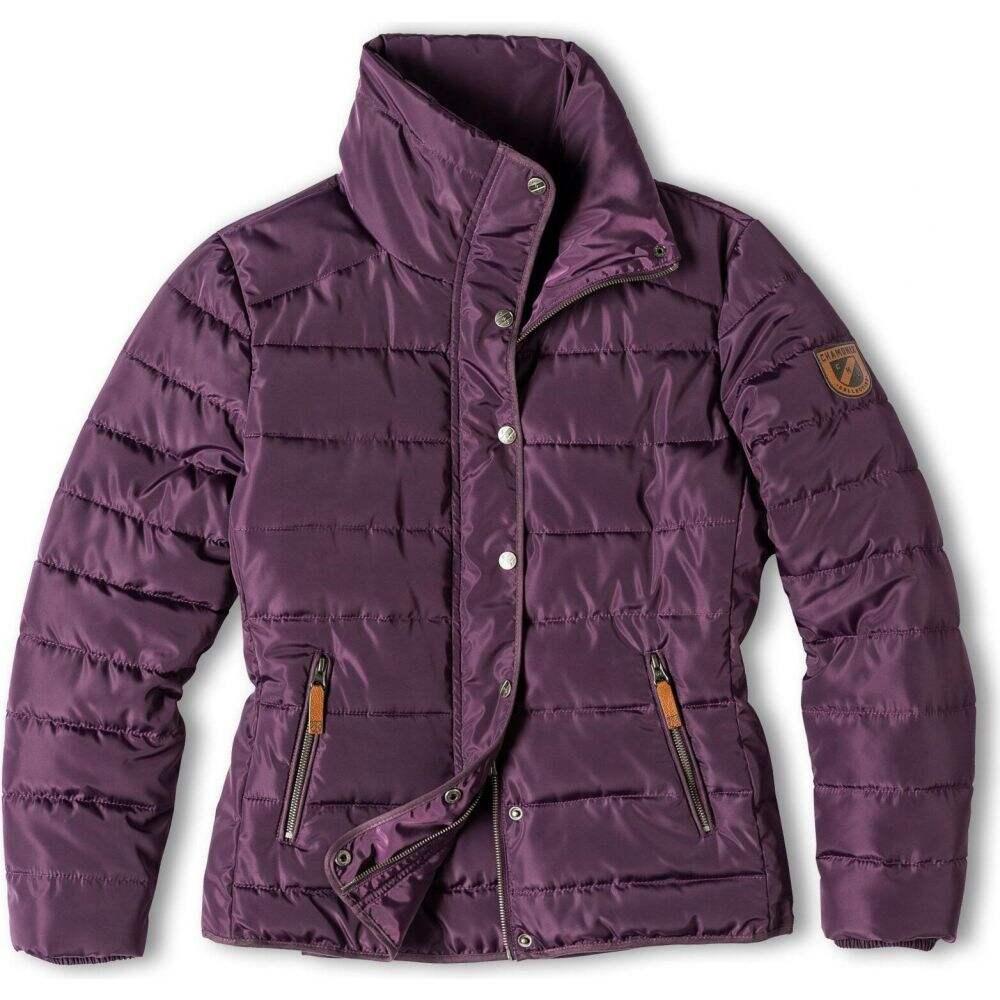 シャモニー Chamonix レディース コート アウター【La Meline Parka】purple