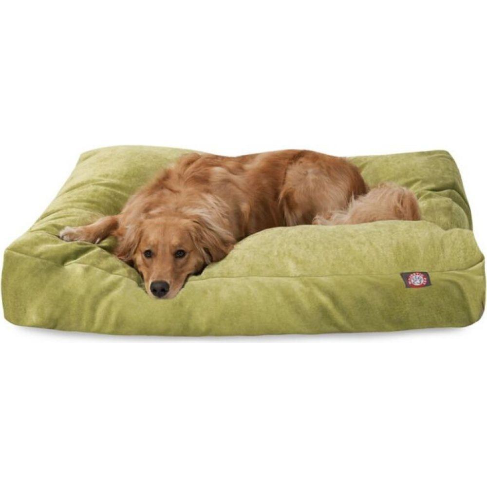 マジェスティック Majestic ペットグッズ 犬用品 ベッド マット Rectangle Apple Pet Villa (人気激安) カバー Bed 超安い