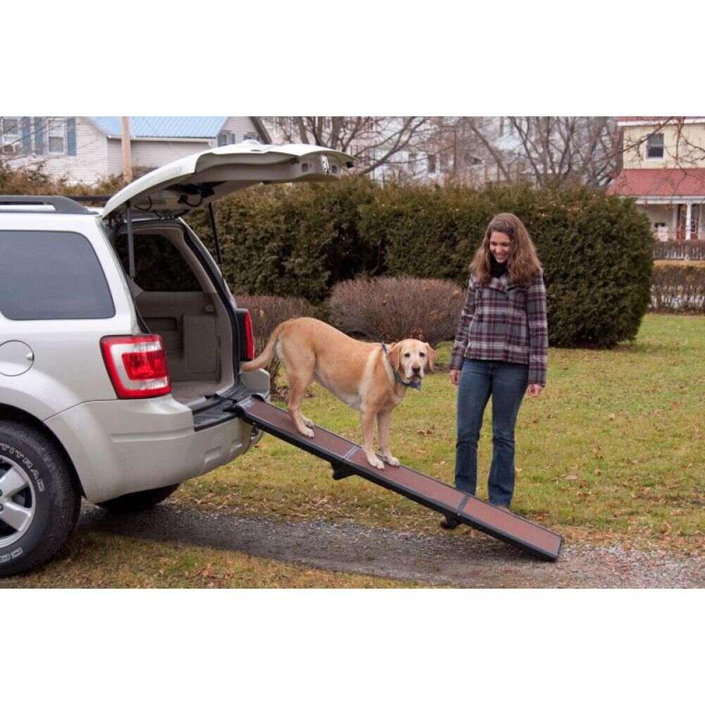 ペットギア Pet Gear ペットグッズ 限定特価 犬用品 Tri-Fold Ramp 新入荷 流行 Black Chocolate Travel-Lite