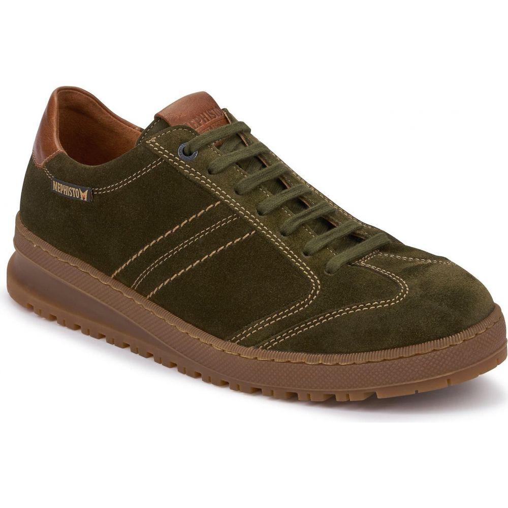 メフィスト メンズ シューズ 靴 スニーカー Moss Sneaker Nubuck Jump サイズ交換無料 Hazelnut 入荷予定 MEPHISTO オンライン限定商品