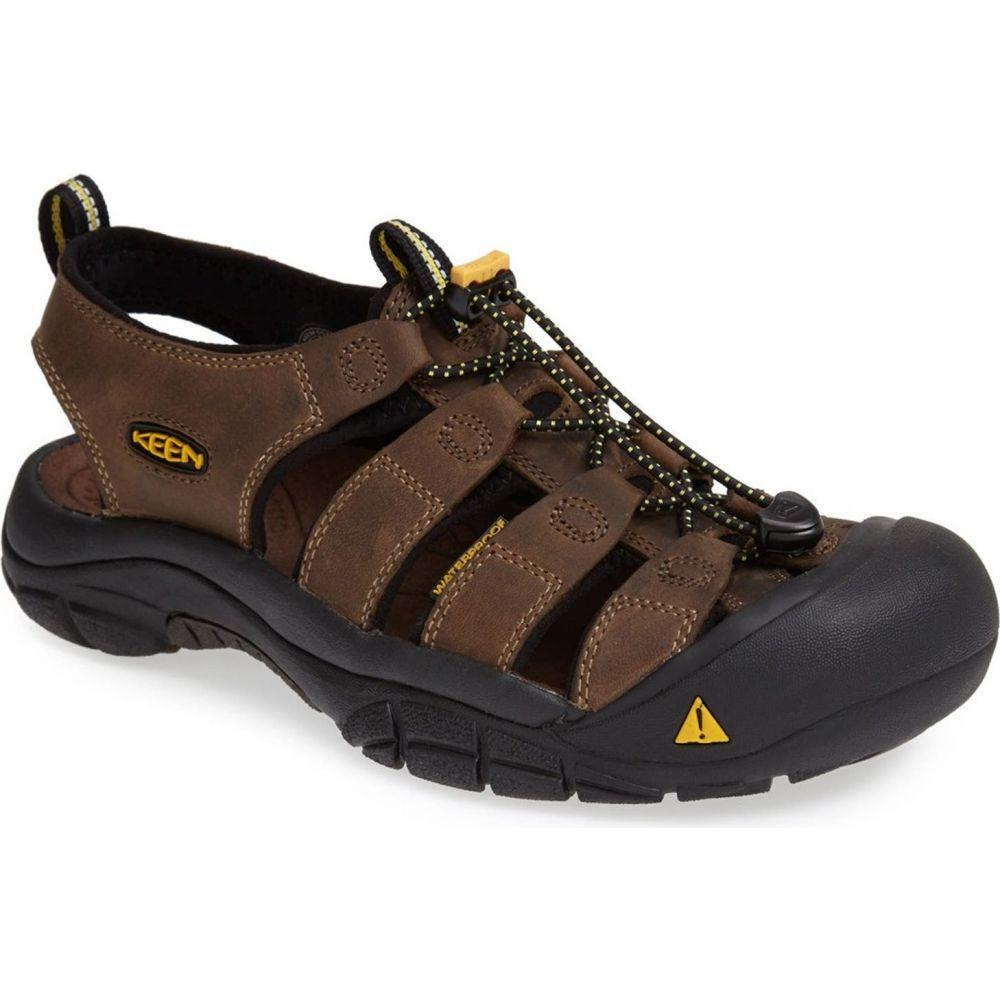 キーン KEEN メンズ サンダル シューズ・靴【'Newport' Sandal】Bison