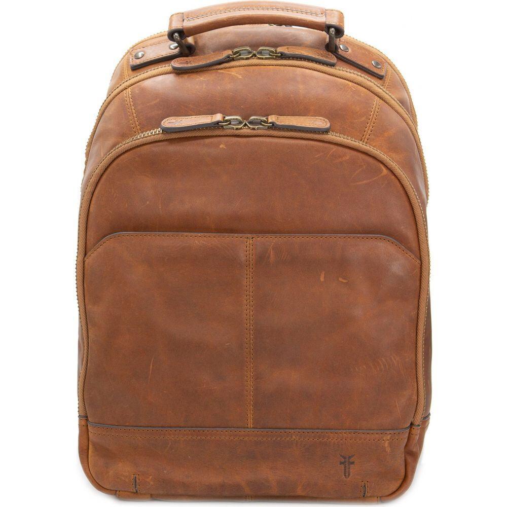 フライ FRYE メンズ バックパック・リュック バッグ【Logan Leather Backpack】Cognac