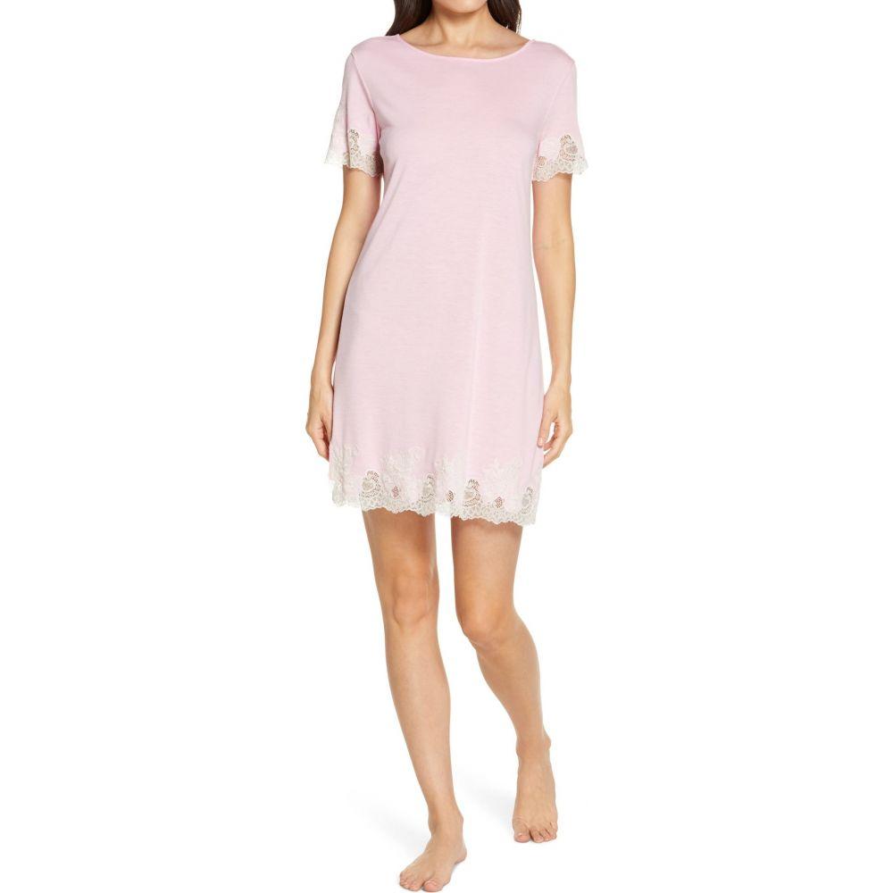 ナトリ NATORI レディース パジャマ・トップのみ インナー・下着【Luxe Shangri-La Sleep Shirt】Ht Rose Bloom