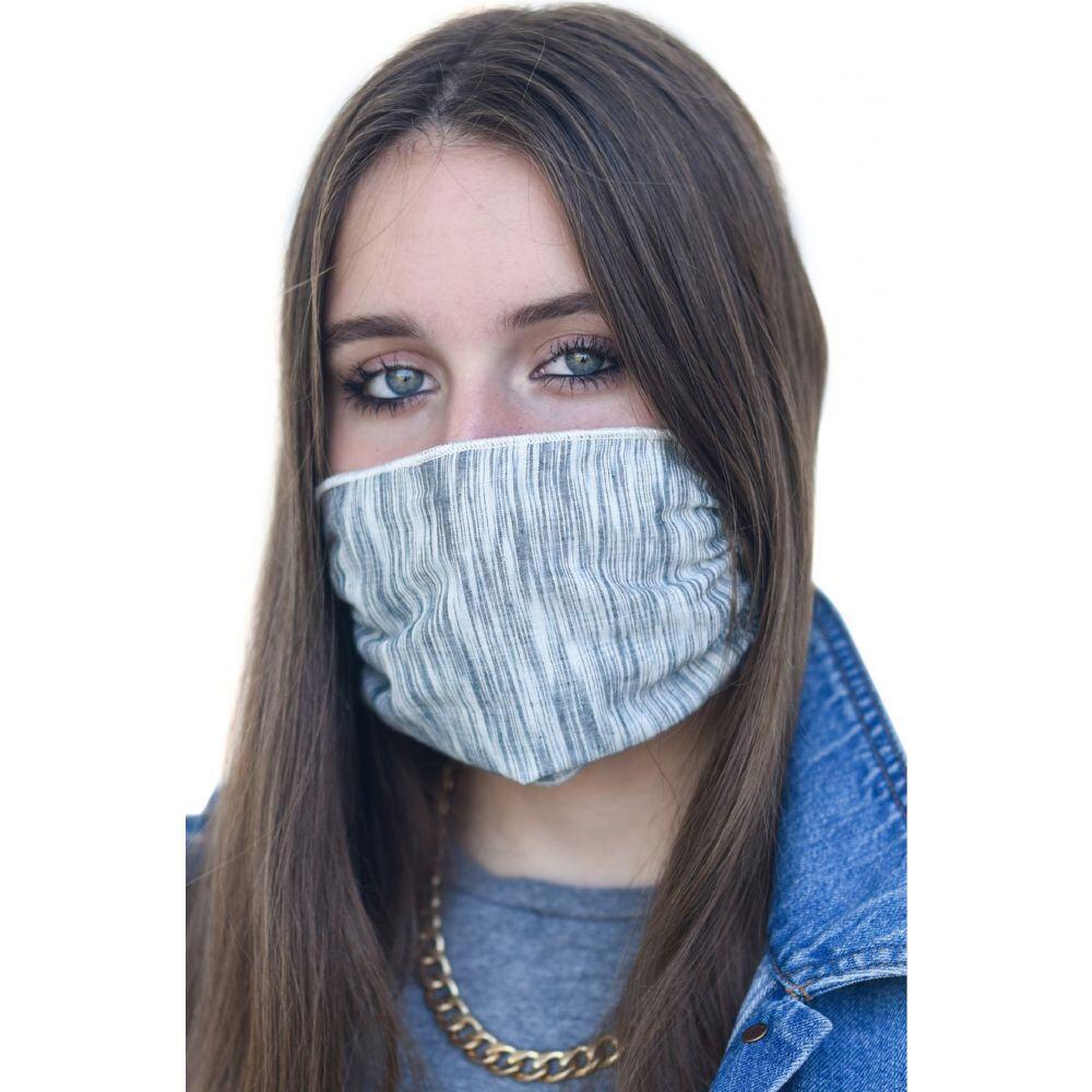 マリ リリー レディース ファッション小物 マフラー 限定特価 スカーフ ストール Indigo サイズ交換無料 Scarf Layer + 新作送料無料 Mask マスク Adult LILI MALI Four