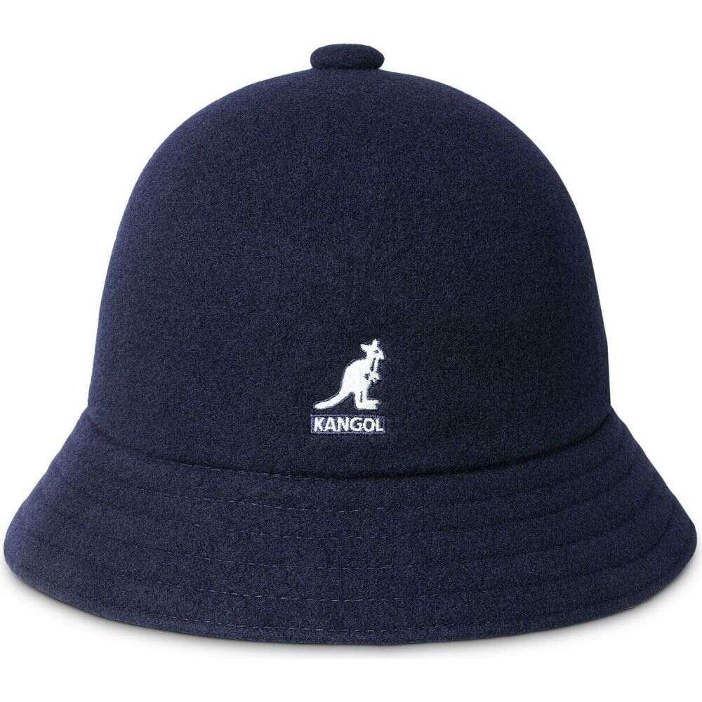 カンゴール メンズ デポー 現金特価 帽子 ハット Dark Blue サイズ交換無料 Kangol Langley バケットハット Bucket Hat
