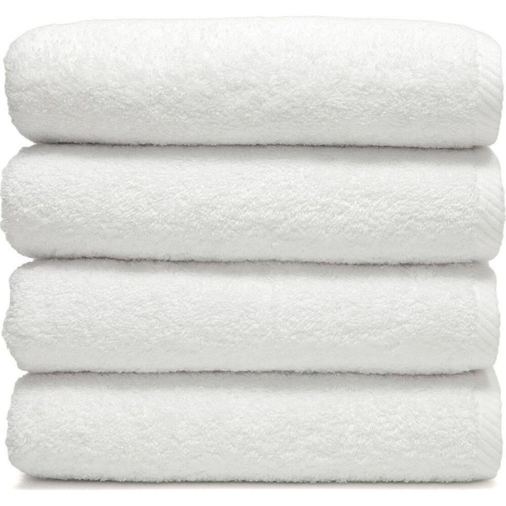 リナムホームテキスタイル ユニセックス 財布・時計・雑貨 タオル White 【サイズ交換無料】 リナムホームテキスタイル Linum Home ユニセックス タオル 【Soft Twist 4-Pc. Hand Towel Set】White