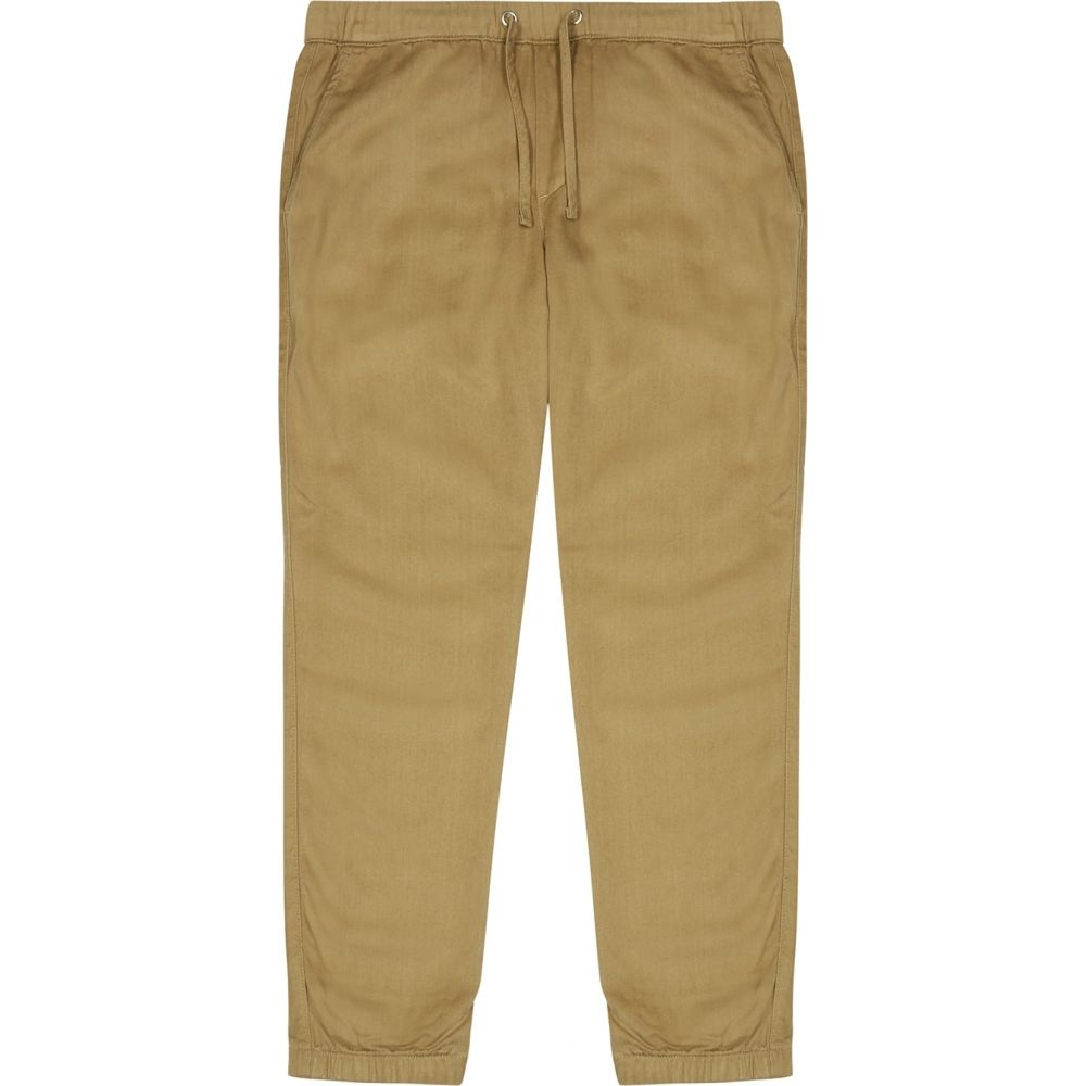 NN07 メンズ ボトムス・パンツ 【Pelle Camel Twill Trousers】Natural