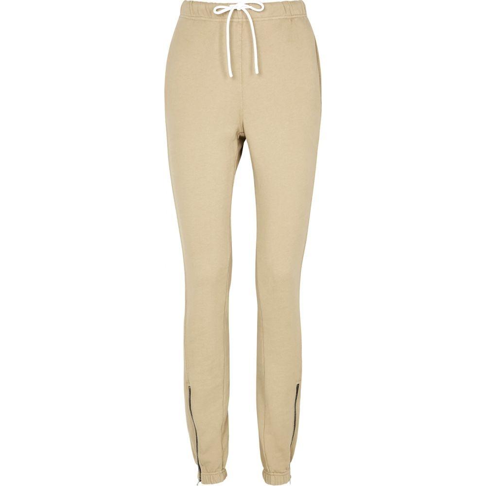 コットンシチズン Cotton Citizen レディース スウェット・ジャージ ボトムス・パンツ【Milan Sand Cotton Sweatpants】Brown
