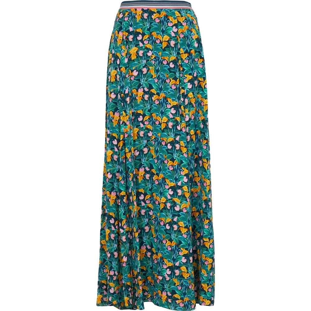 ダイアン フォン ファステンバーグ Diane von Furstenberg レディース ロング・マキシ丈スカート スカート【Printed Voile Maxi Skirt】Multi