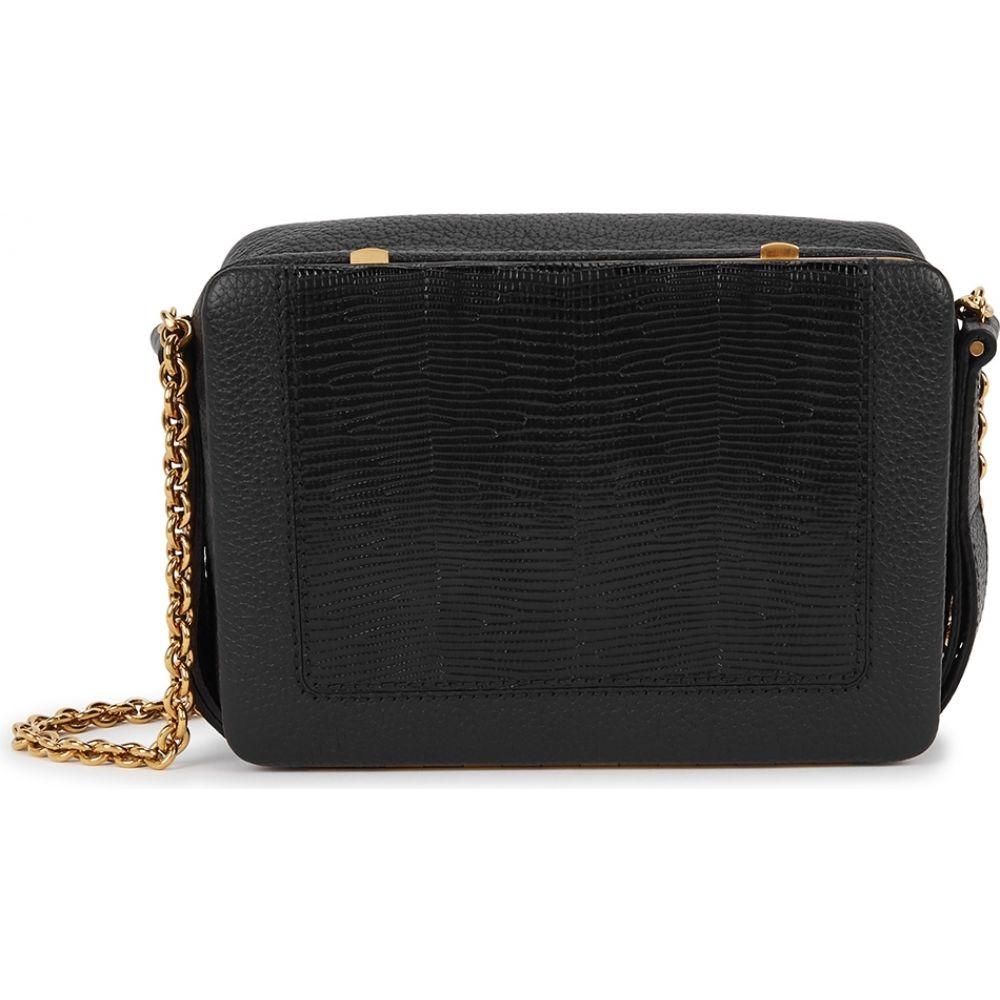 ルッツ モリス Lutz Morris レディース ショルダーバッグ バッグ【Malloy Leather Cross-Body Bag】Black
