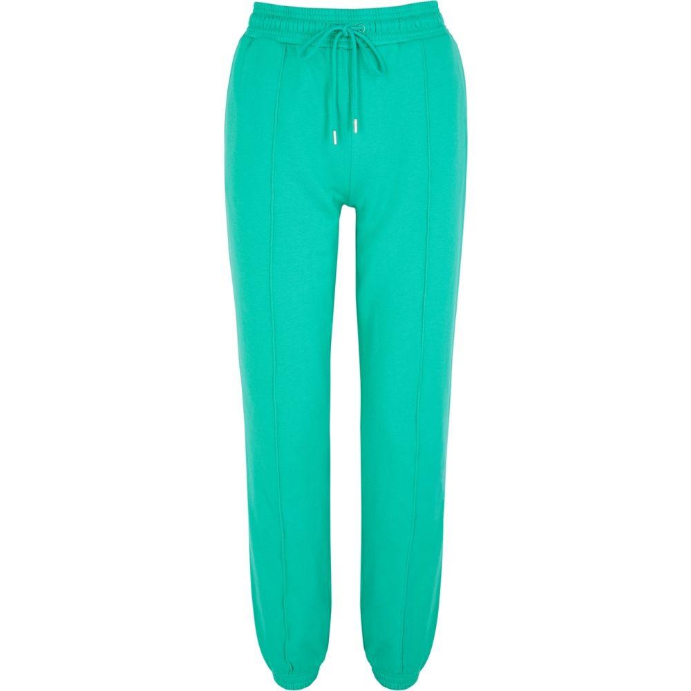 ナイティーパーセント Ninety Percent レディース スウェット・ジャージ ボトムス・パンツ【Green Organic Cotton Sweatpants】Green
