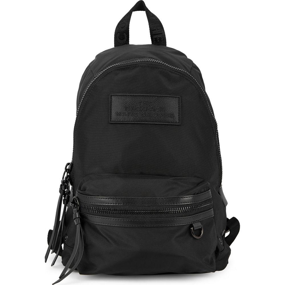 マーク ジェイコブス Marc Jacobs レディース バックパック・リュック バッグ【Dtm Medium Shell Backpack】Black