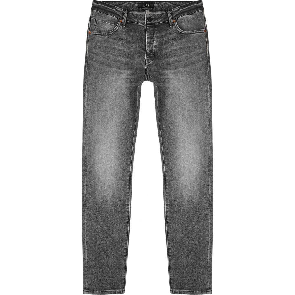 ニュー Neuw メンズ ジーンズ・デニム ボトムス・パンツ【Iggy Grey Skinny Jeans】Grey