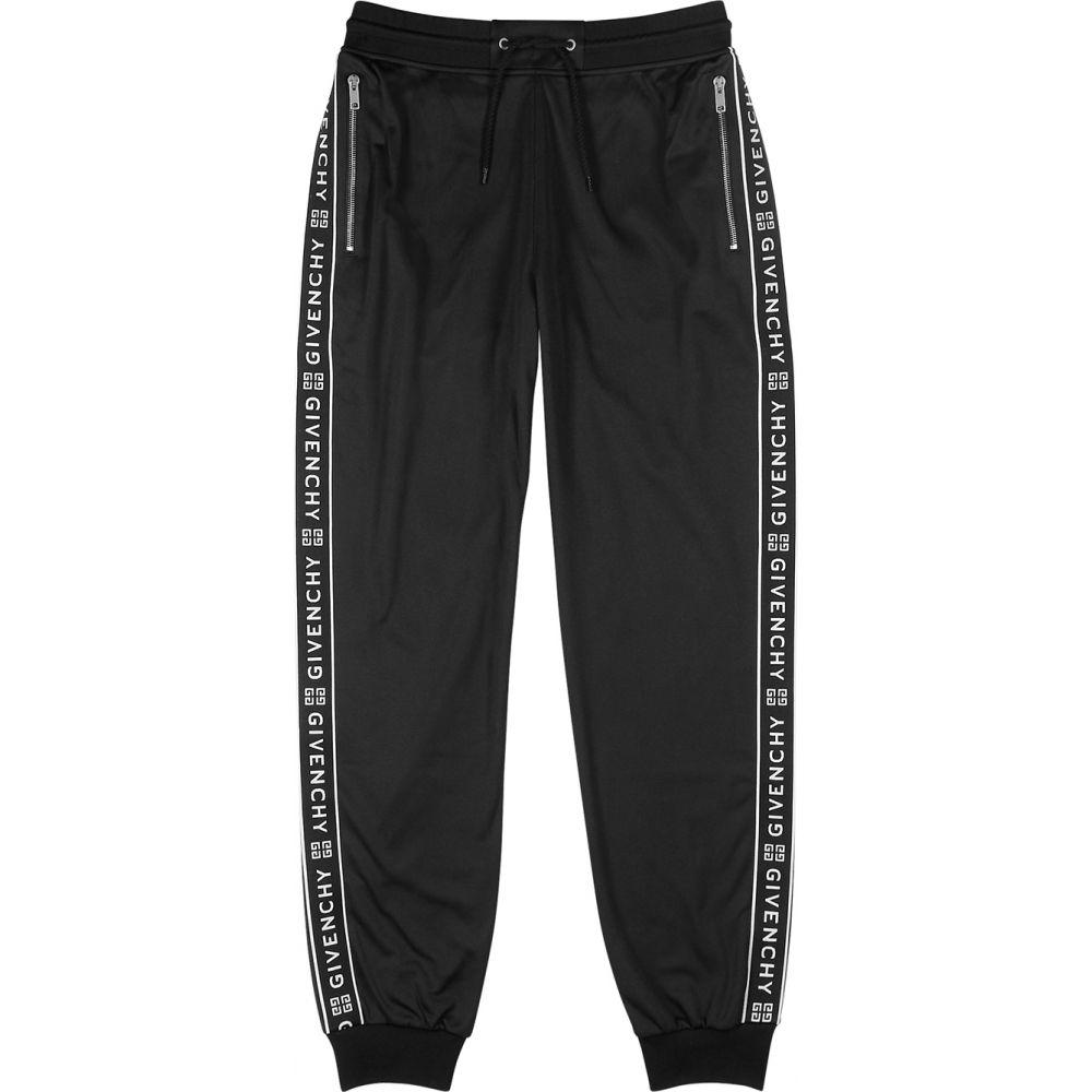 ジバンシー Givenchy メンズ スウェット・ジャージ ボトムス・パンツ【Black Shell Sweatpants】Black