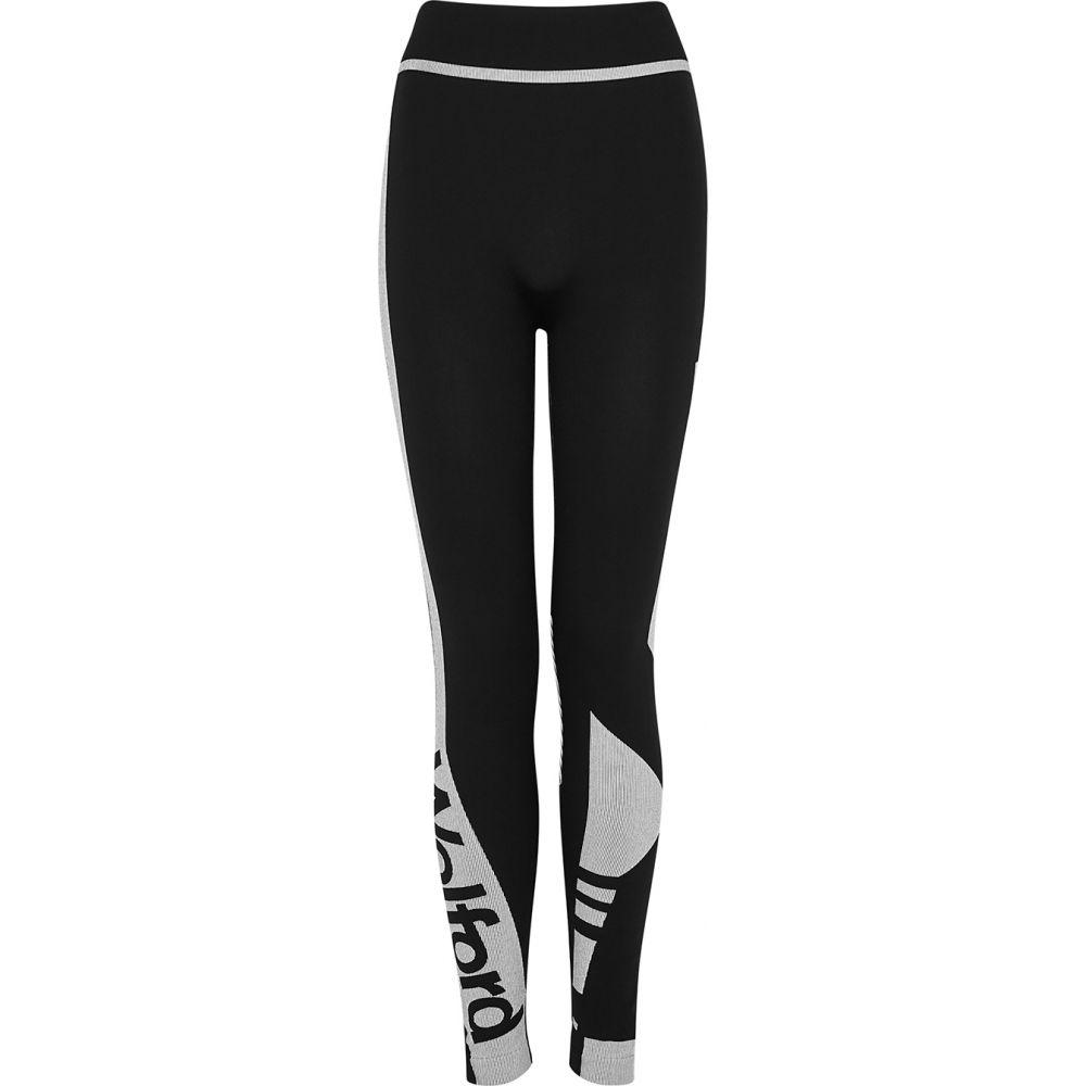 ウォルフォード Wolford レディース スパッツ・レギンス インナー・下着【True Black Logo Jersey Leggings】White