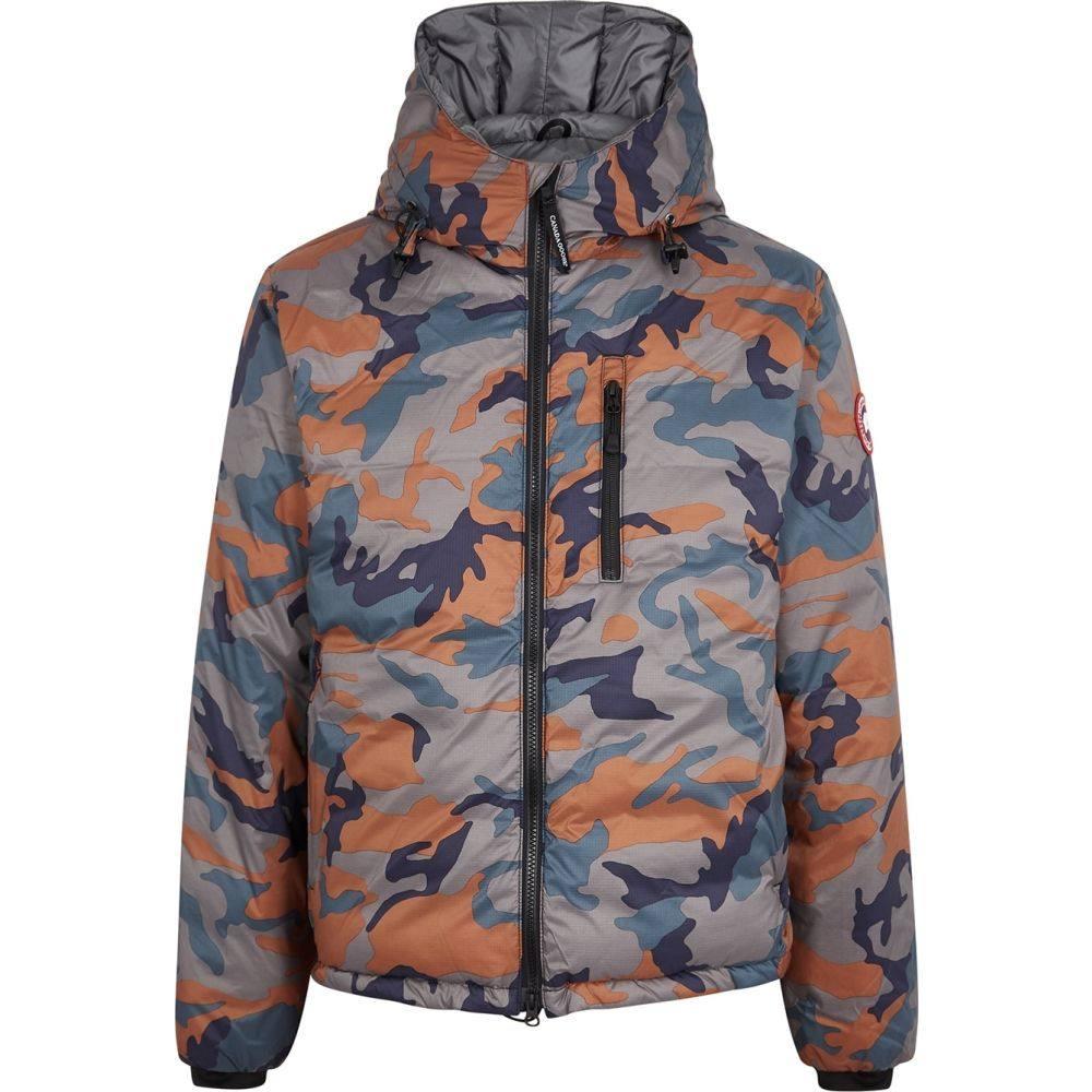 カナダグース Canada Goose メンズ ジャケット シェルジャケット アウター【Lodge Camouflage-Print Shell Jacket】Multi