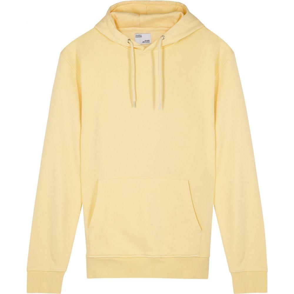 カラフルスタンダード COLORFUL STANDARD メンズ スウェット・トレーナー トップス【Classic Organic Cotton-Jersey Sweatshirt】Yellow