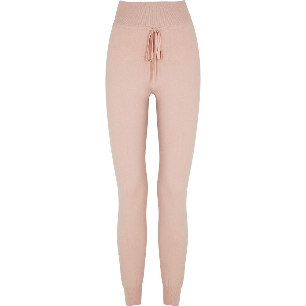ライブ ザ プロセス Live The Process レディース スウェット・ジャージ ボトムス・パンツ【Pink Stretch-Jersey Sweatpants】Pink