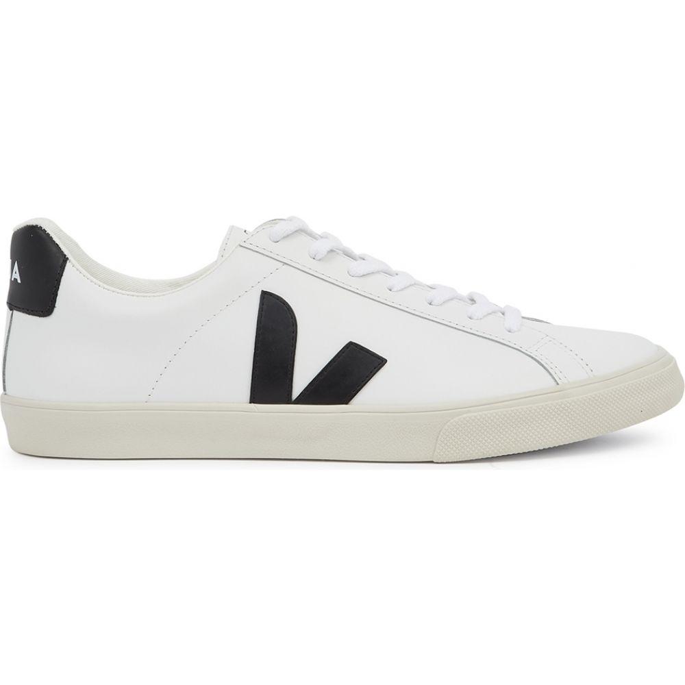 ヴェジャ Veja メンズ スニーカー シューズ・靴【Esplar White Leather Sneakers】White