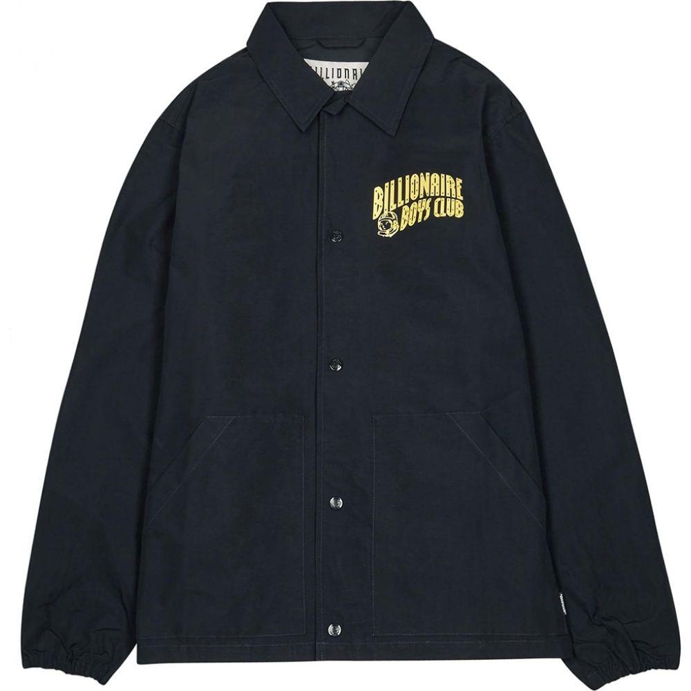 ビリオネアボーイズクラブ Billionaire Boys Club メンズ ジャケット アウター【Heart And Mind Navy Cotton-Blend Jacket】Navy