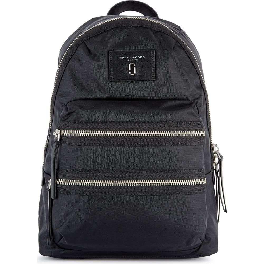 マーク ジェイコブス Marc Jacobs レディース バックパック・リュック バッグ【Black Shell Backpack】Black