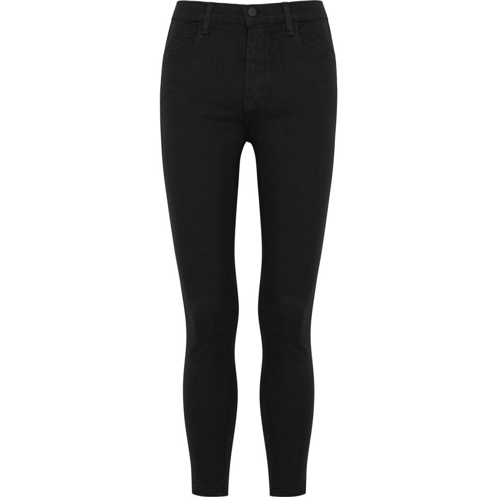 ジェイ ブランド J Brand レディース ジーンズ・デニム ボトムス・パンツ【Alana Black Skinny Jeans】Black