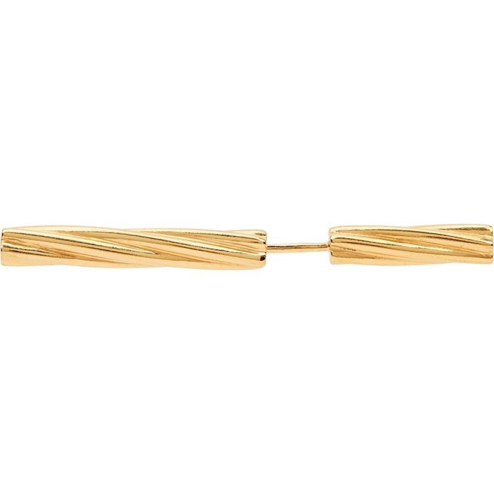 マリア ブラック Maria Black レディース イヤリング・ピアス ジュエリー・アクセサリー【Arsiia Engraved Gold-Plated Earring】Gold