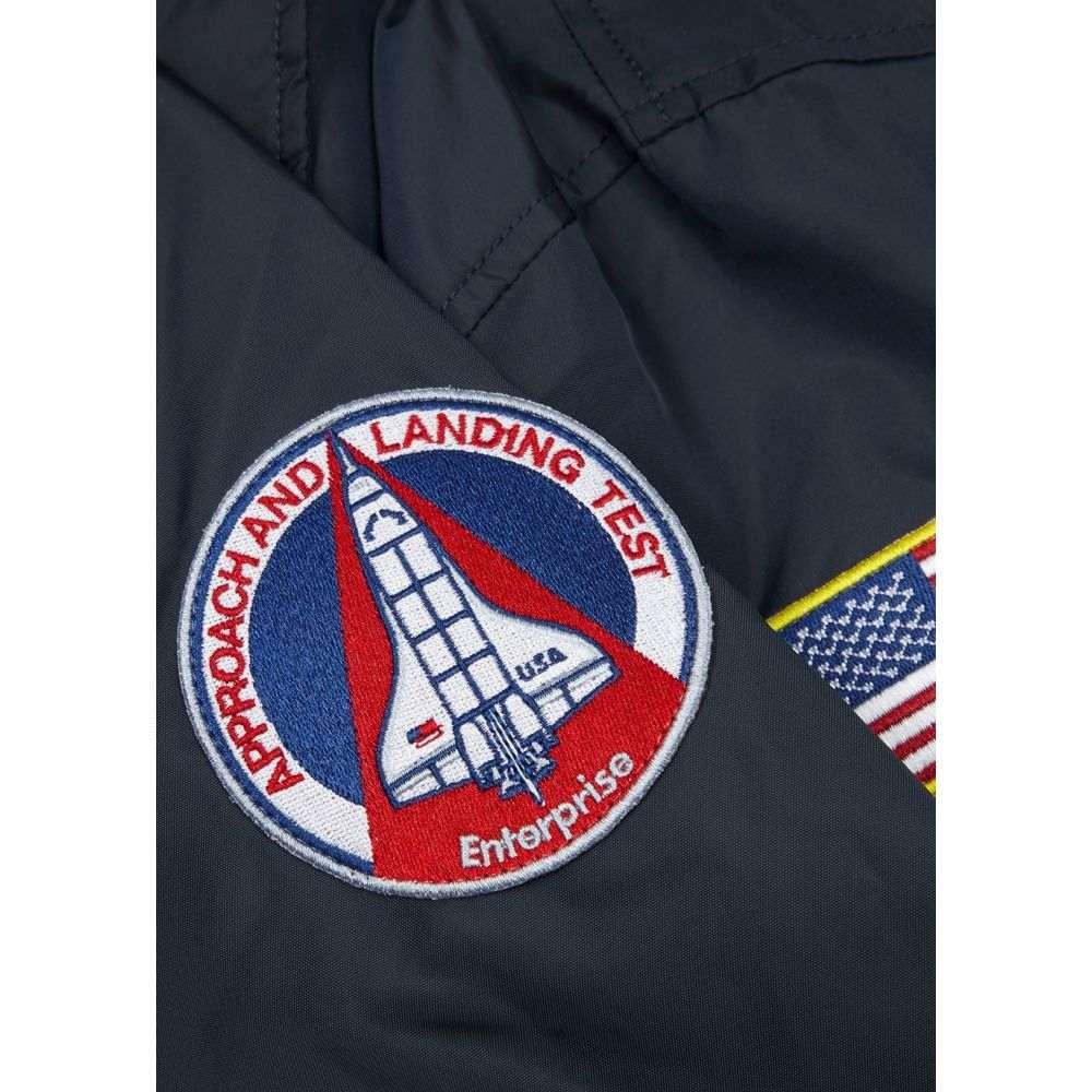 アルファ インダストリーズ Alpha Industries メンズ ブルゾン シェルジャケット アウター Nasa Ma 1 Navy Shell Jacket NavydxBoEQerWC