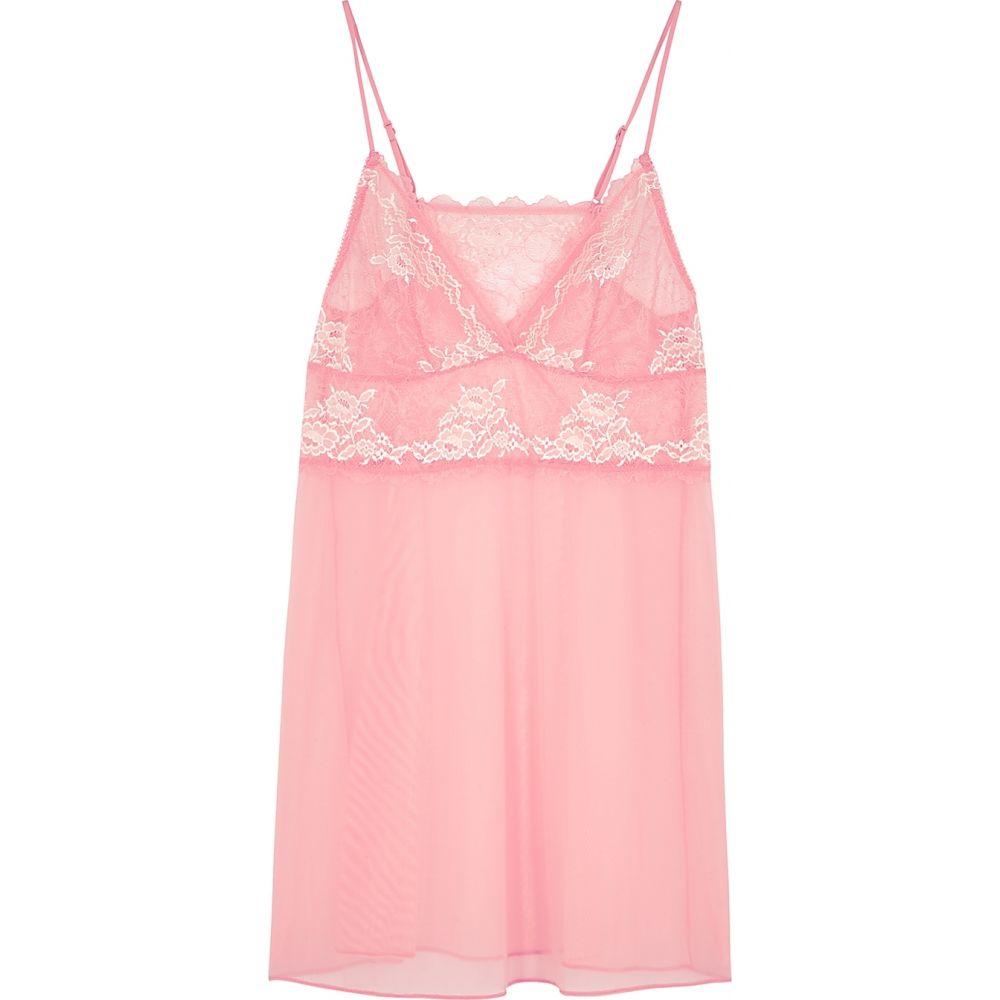 ワコール Wacoal レディース スリップ・キャミソール インナー・下着【lace perfection pink lace chemise】Pink