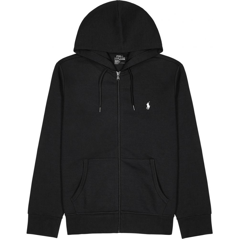 ラルフ ローレン Polo Ralph Lauren メンズ スウェット・トレーナー トップス【performance black jersey sweatshirt】Black