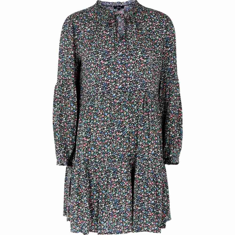 レイルズ Rails レディース ワンピース ワンピース・ドレス【everly floral-print rayon-blend dress】Multi