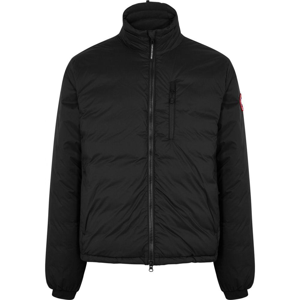 値段が激安 カナダグース ジャケット Canada Goose メンズ ジャケット メンズ アウター【Lodge black カナダグース Feather-Light Flex jacket】Black, 河芸町:7d0e40df --- experiencesar.com.ar