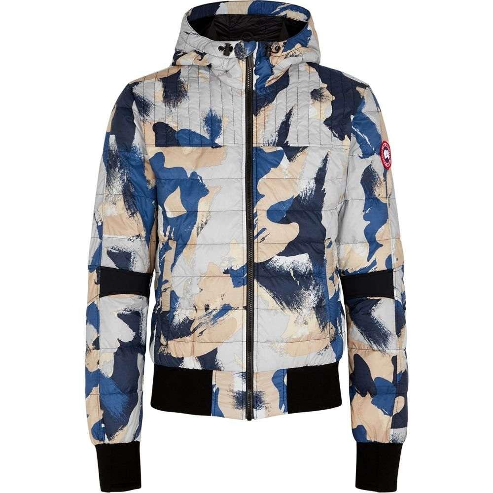 カナダグース Canada Goose メンズ ジャケット シェルジャケット アウター【Cabri Printed Quilted Shell Jacket】Multi