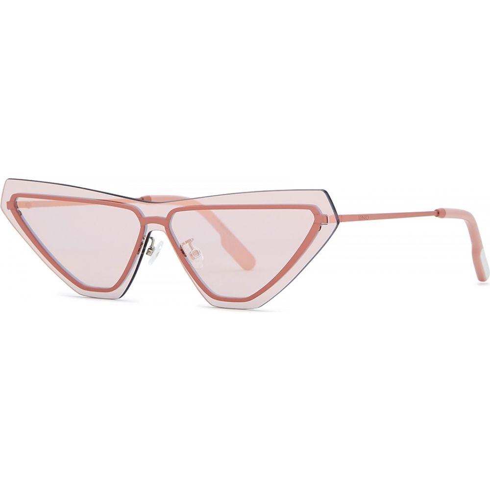 キャットアイ【Pink Kenzo メガネ・サングラス レディース sunglasses】Pink ケンゾー cat-eye