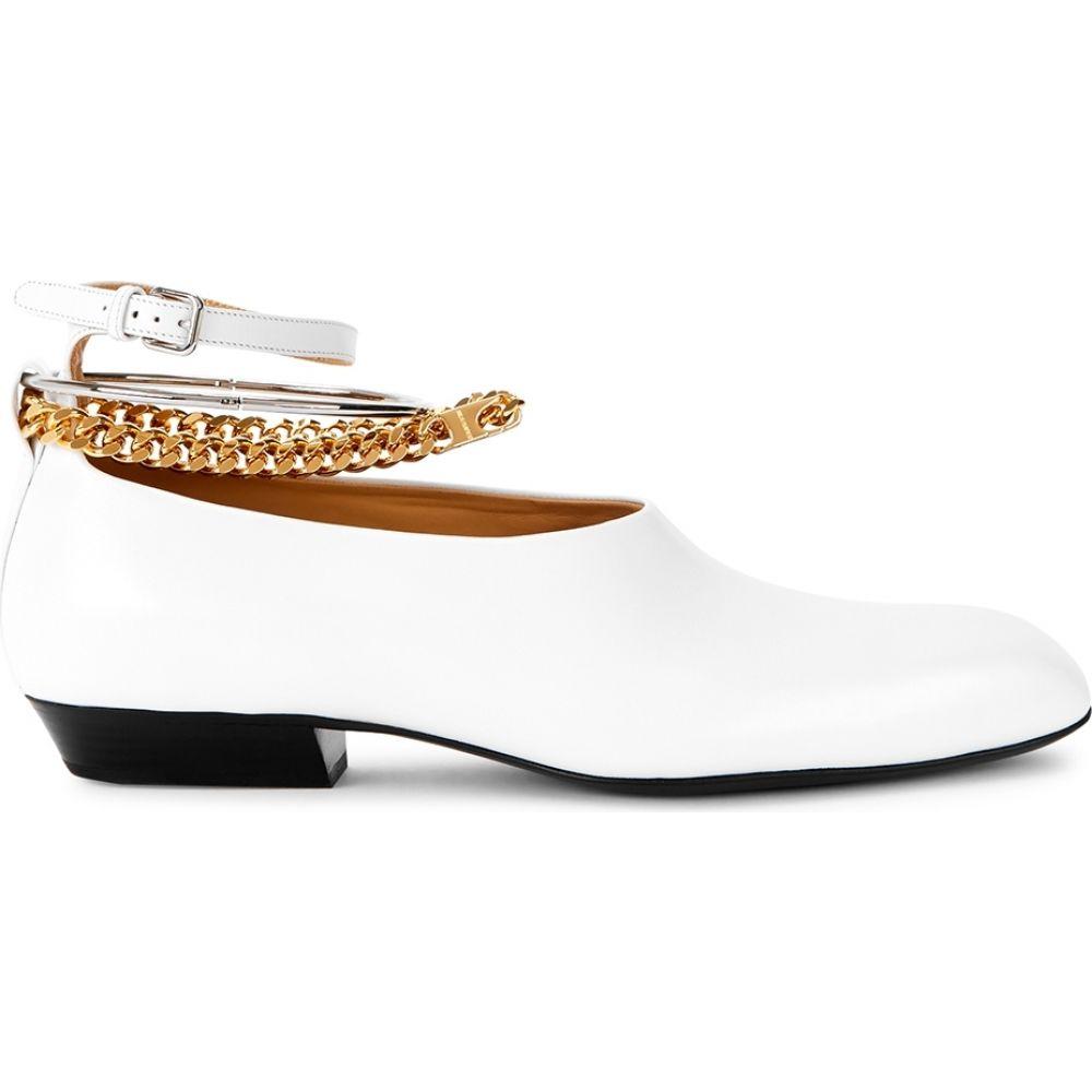 【予約中!】 ジル サンダー Flats】White Jil Sander レディース スリッポン・フラット Jil シューズ・靴【White シューズ・靴【White Leather Flats】White, 天田郡:02dc5e31 --- bellsrenovation.com