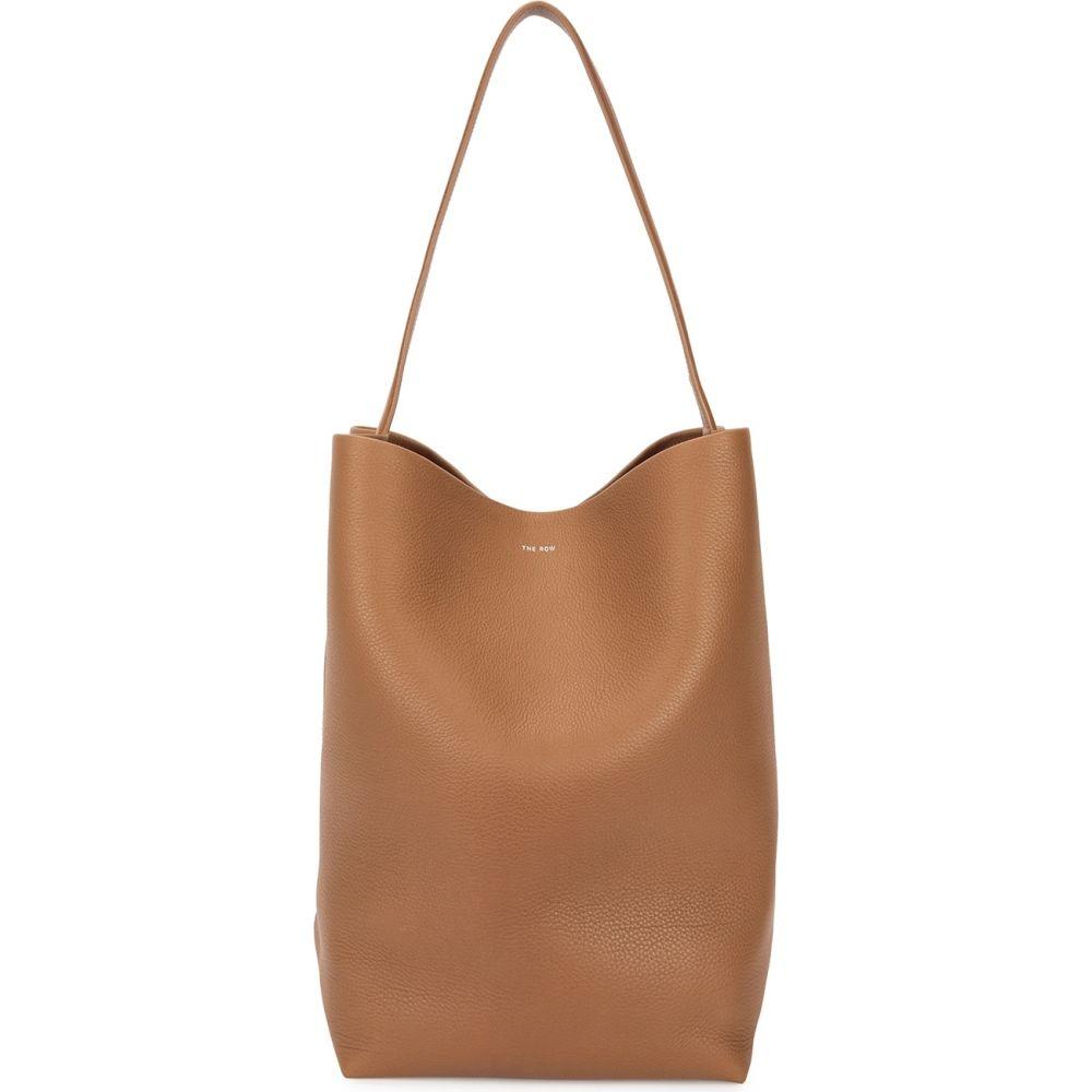 人気特価激安 ザ ロウ THE ROW レディース ROW トートバッグ leather バッグ【park トートバッグ brown leather tote】Brown, オオツグン:139fe279 --- fotostrba.sk