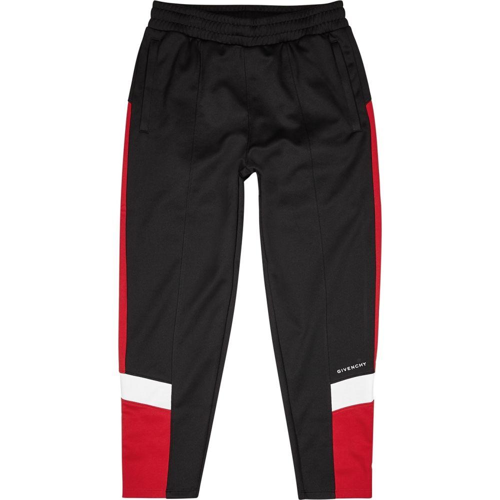 ジバンシー Givenchy メンズ スウェット・ジャージ ボトムス・パンツ【Black Jersey Sweatpants】Black