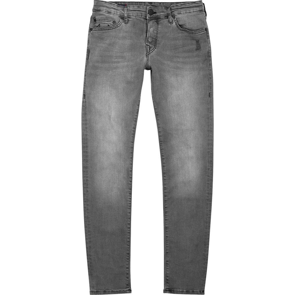 トゥルー レリジョン True Religion メンズ ジーンズ・デニム ボトムス・パンツ【Toni Grey Skinny Jeans】Grey