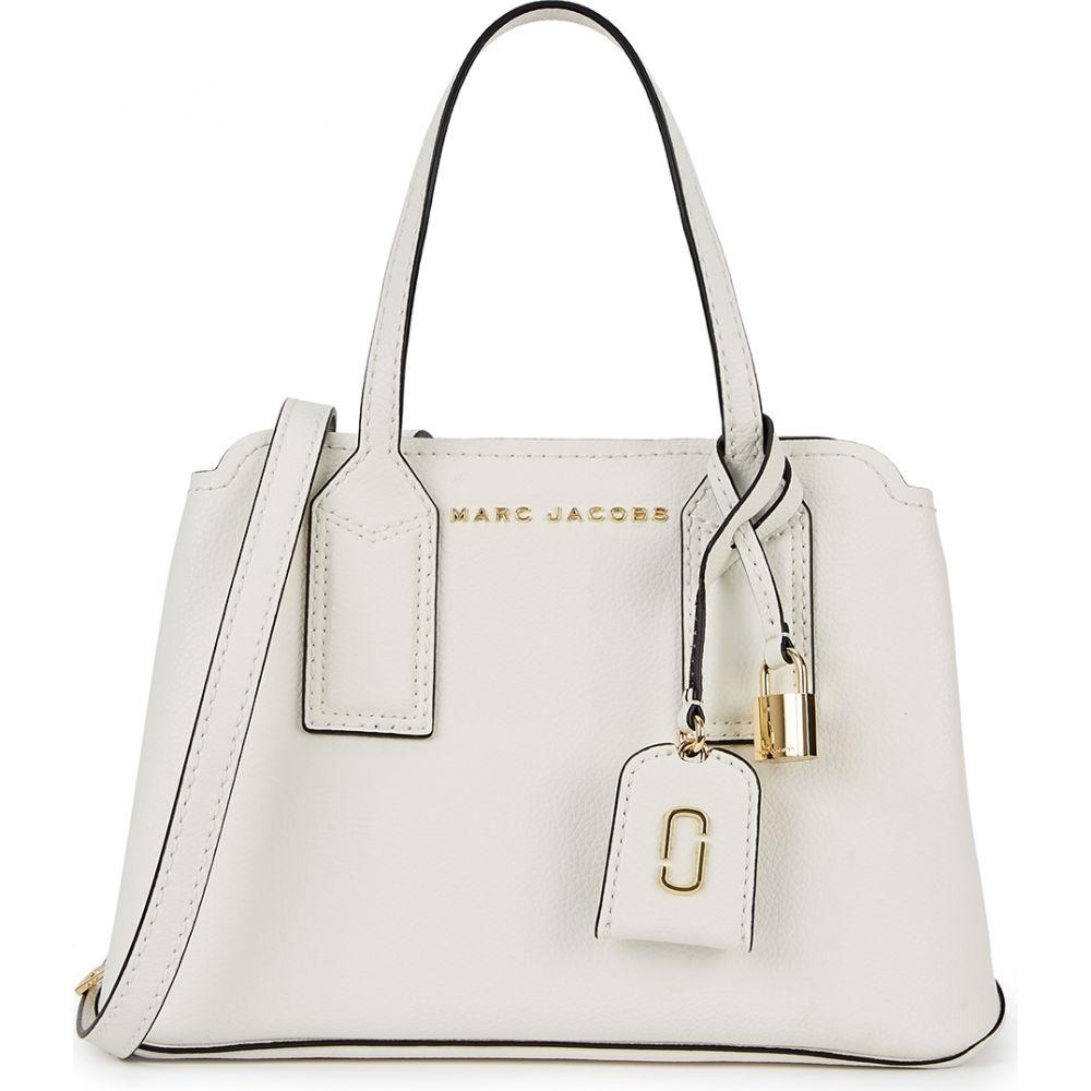 マーク ジェイコブス Marc Jacobs レディース ショルダーバッグ バッグ【The Editor 29 Small Leather Shoulder Bag】White