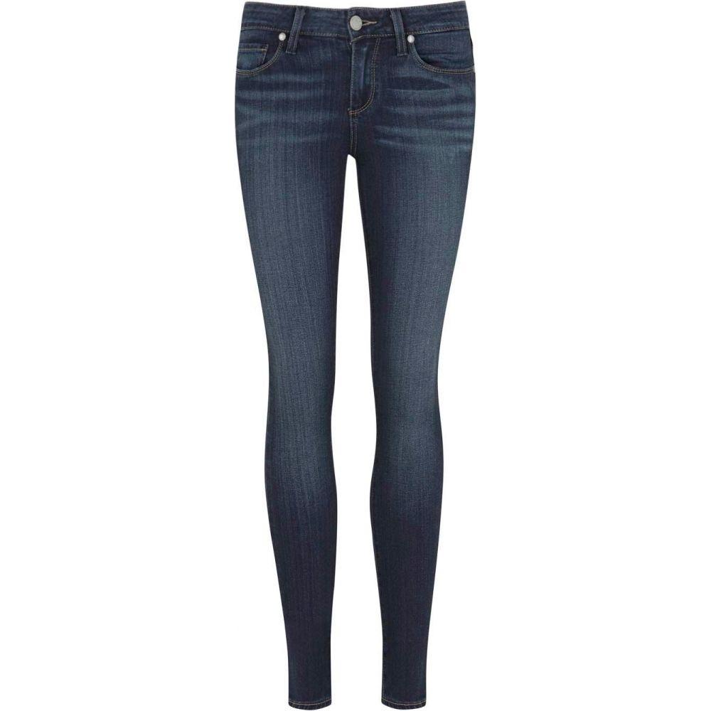 ペイジ Paige レディース ジーンズ デニム ボトムス パンツ Verdugo Transcend Dark Blue Skinny Jeans Blue 成人式 年越し 出産祝